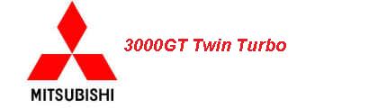 3000GT Twin Turbo