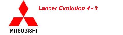 Lancer Evolution 4 – 8