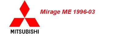 Mirage ME 95-03