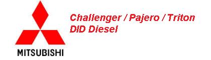 Challenger / Pajero / Triton DID Diesel