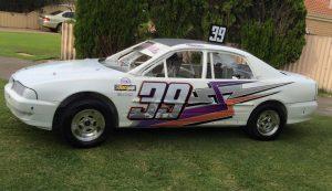 Magna Speedway Kendal Graphics origonal 2