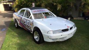 Magna Speedway Kendal Graphics origonal