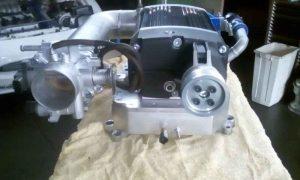 Holden Rodeo 6DV1 Supercharger Sprintex Bench 2